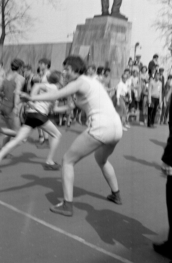 Спортивный праздник на Волжской набережной