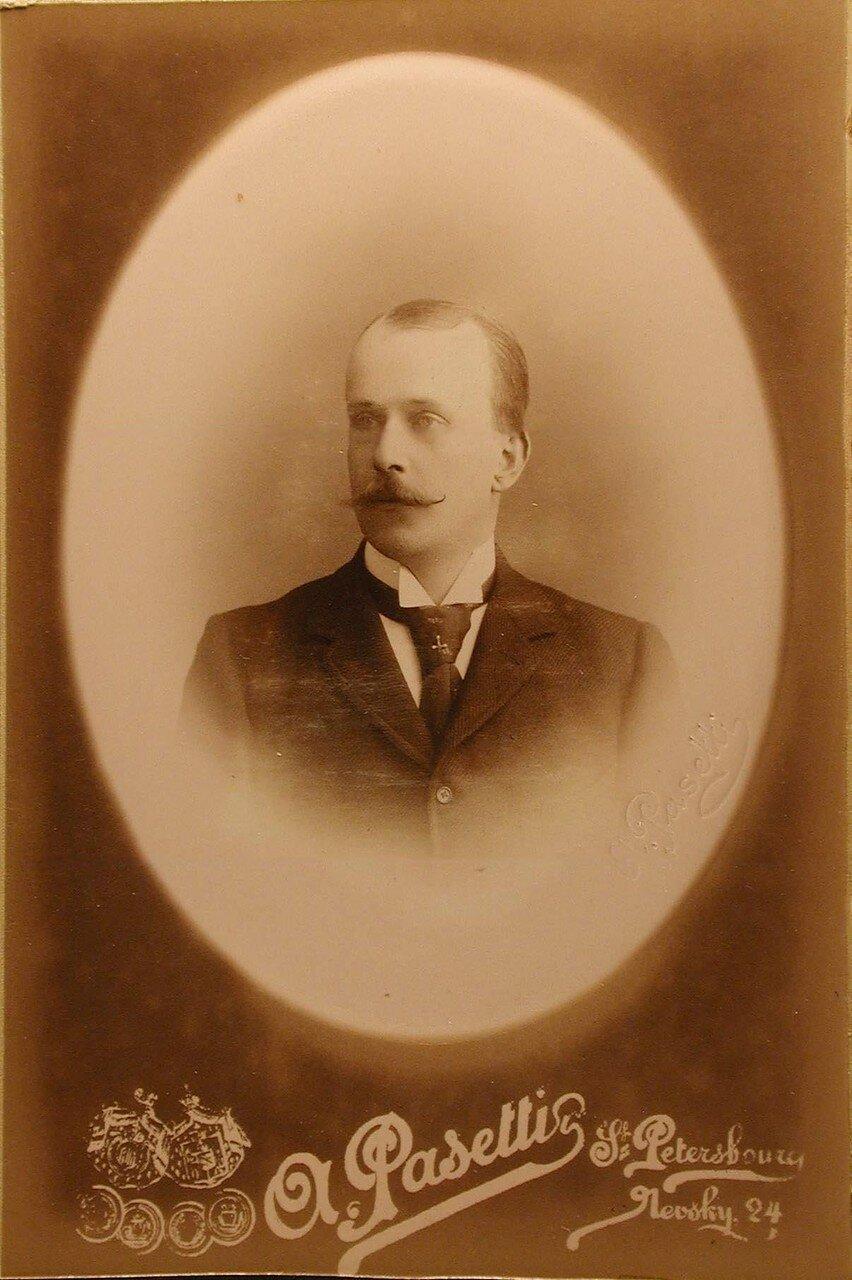 10. Всеволожский Александр Дмитриевич (1862 -1926)