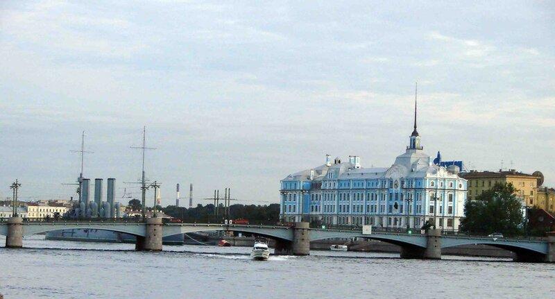 Печенова Анна - Питер, мосты
