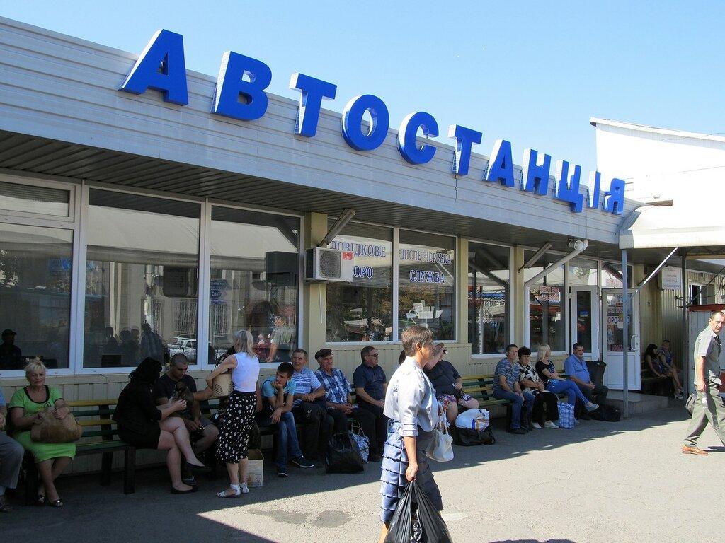На пляже в Одессе