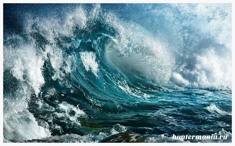 Пять океанов - пять чудес света!