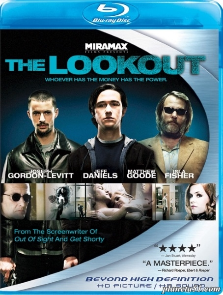 Обман / The Lookout (2006/HDRip/BDRip-AVC)