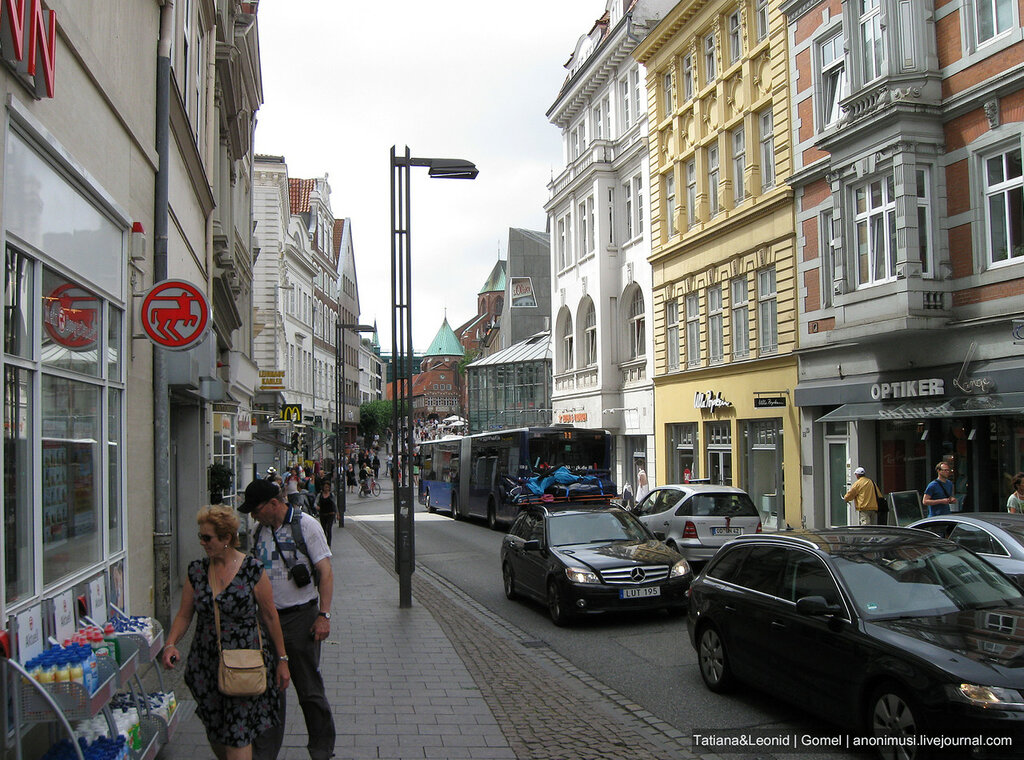 Прогулка по немецким городам. Германия