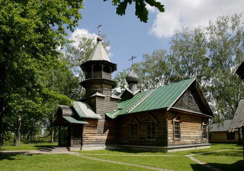 Храм Прп. Евфросинии Полоцкой г. Карсава