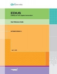 EDIUS 5.1 User Reference Guide