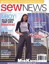 Журнал Sew News August/September 2012