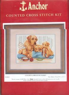 Журнал Anchor PCE 810 - Golden Labrador Family