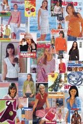 Журнал Маленькая Diana №№1-6  2006 зима-весна
