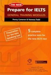 Аудиокнига The New Prepare for Ielts: General Training Modules