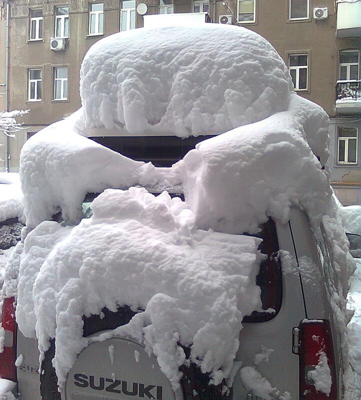 снежная чоткость