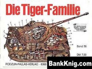 Книга Die Tiger-Familie