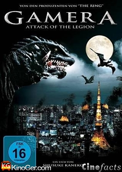 Gamera - Attack of the Legion  (1996)