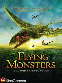 National Geographic - Flying Monsters (2011)