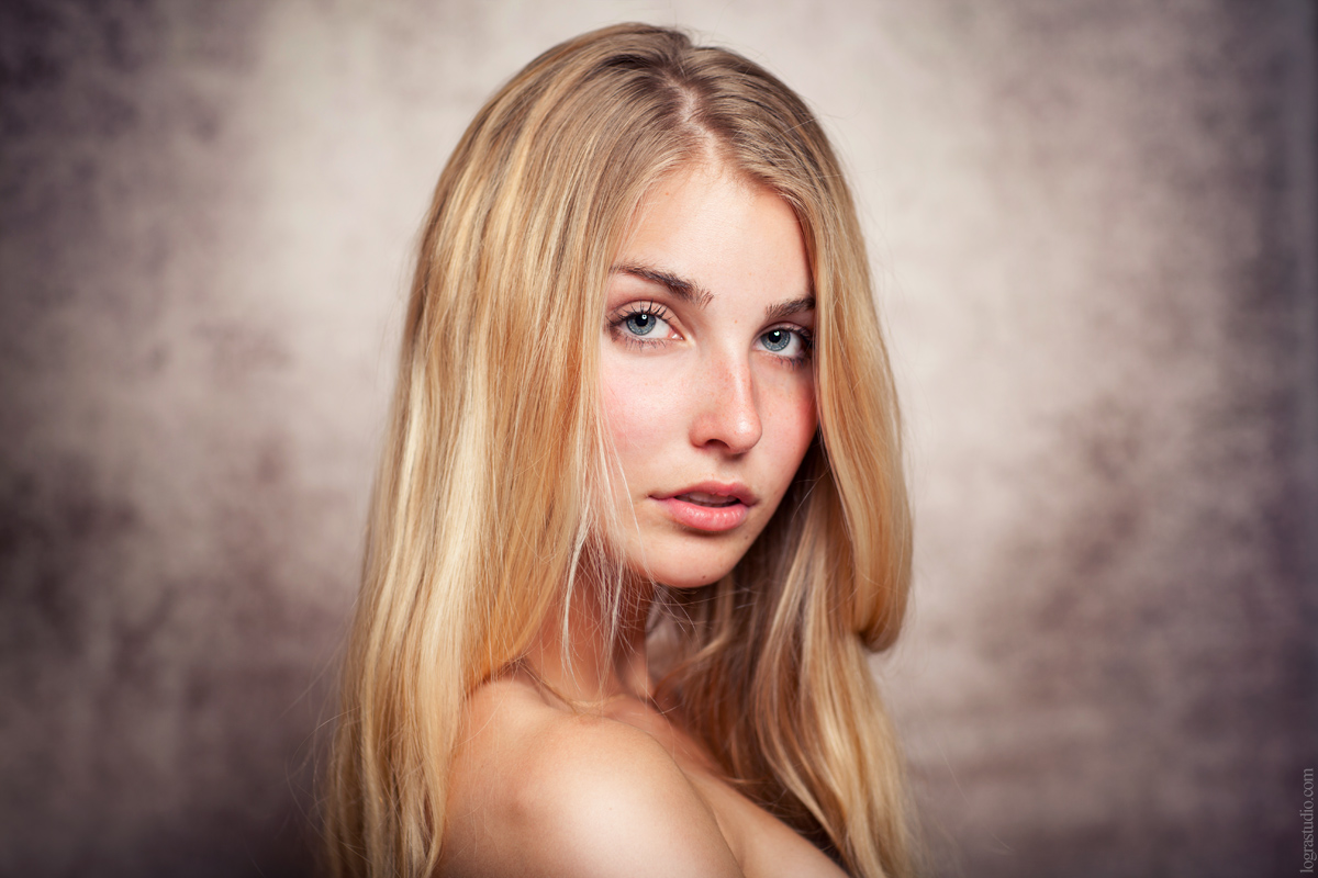 Lena. Photographer Irina Vasilevitskaya