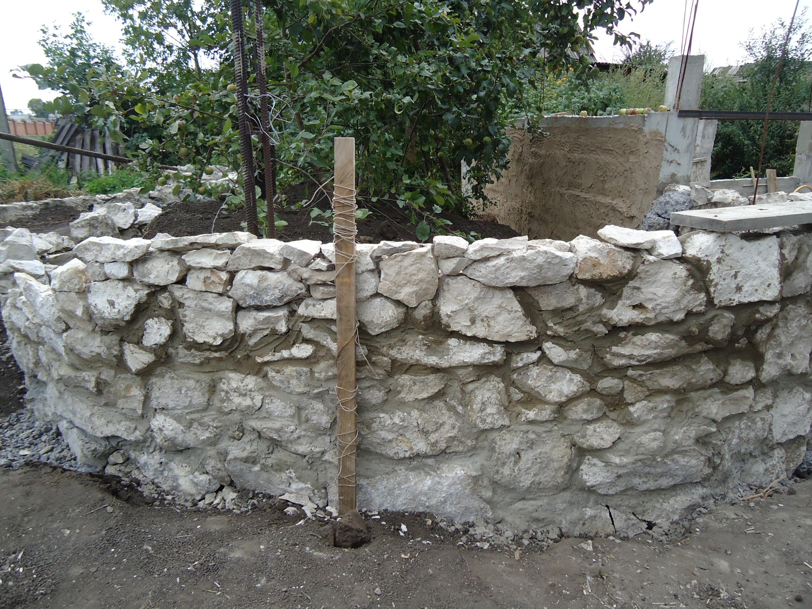 Как укладывать каменные терассы