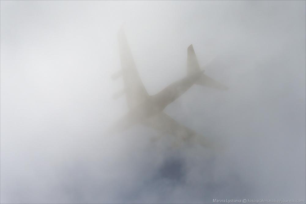 Ил-96 RA-96011