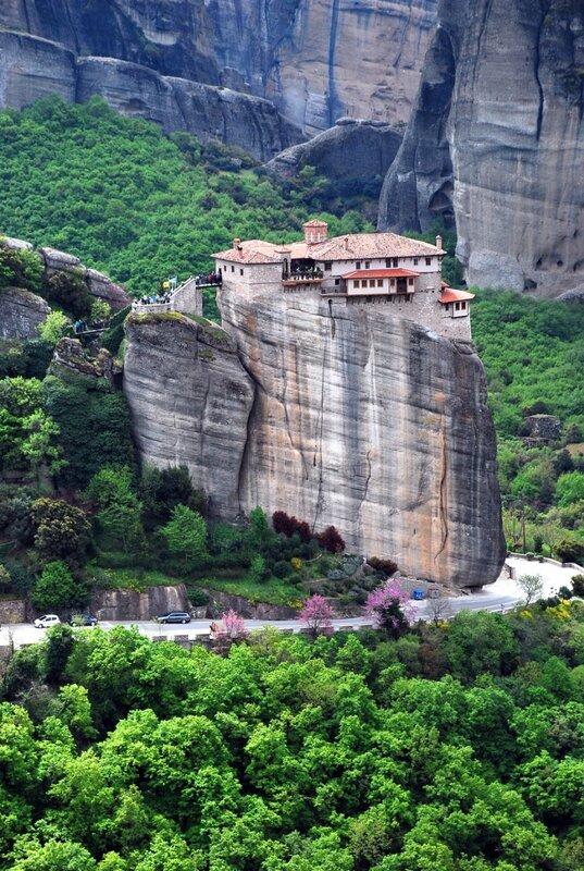 Монастыри Метеоры