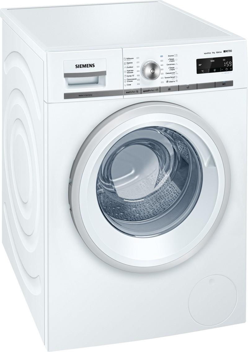 Siemens IQ700 стиральные машины из Германии