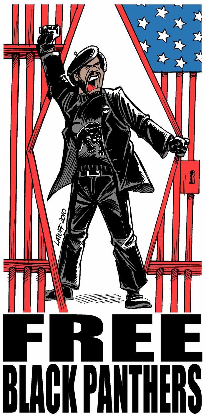 Свободу американским Черным пантерам (2010 год)