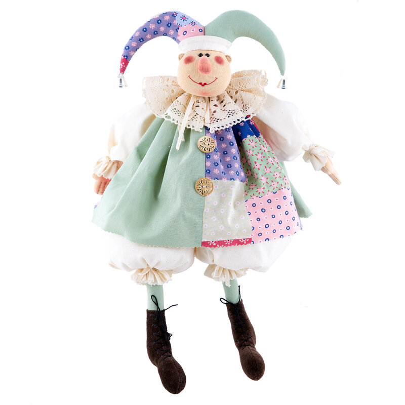 Выкройка куклы оксаны ярмольник