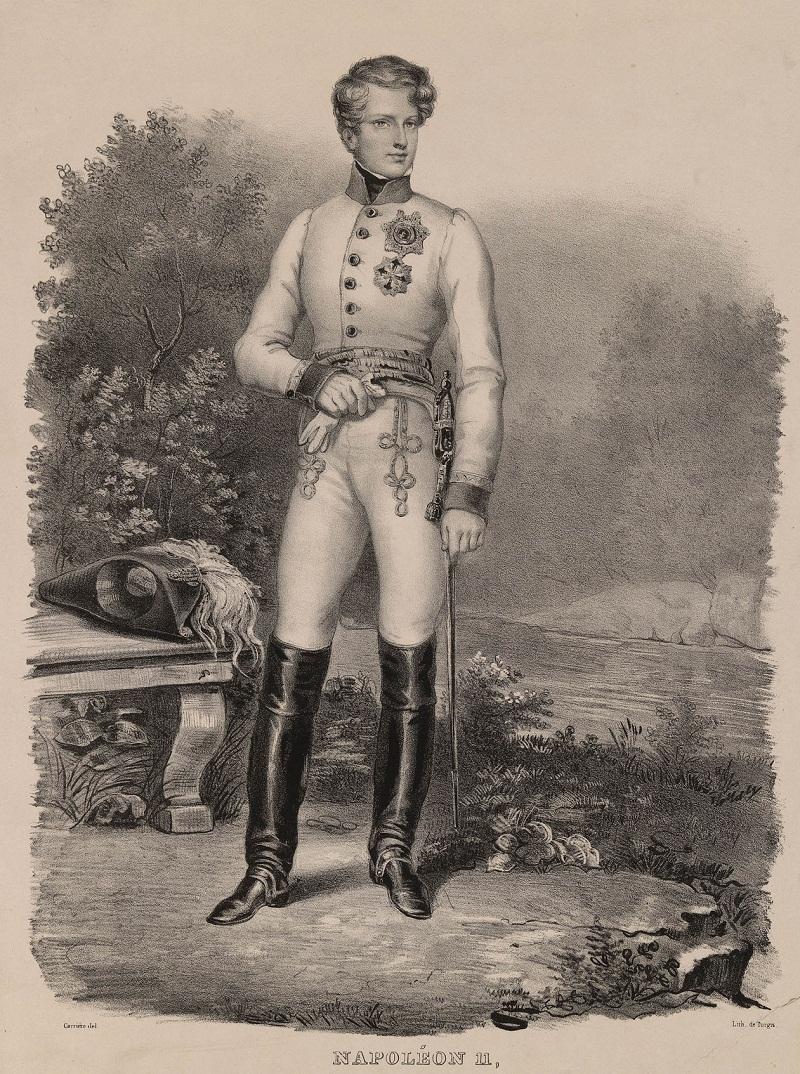 Royal CollectionПосле CARNIEREНаполеон II 1832
