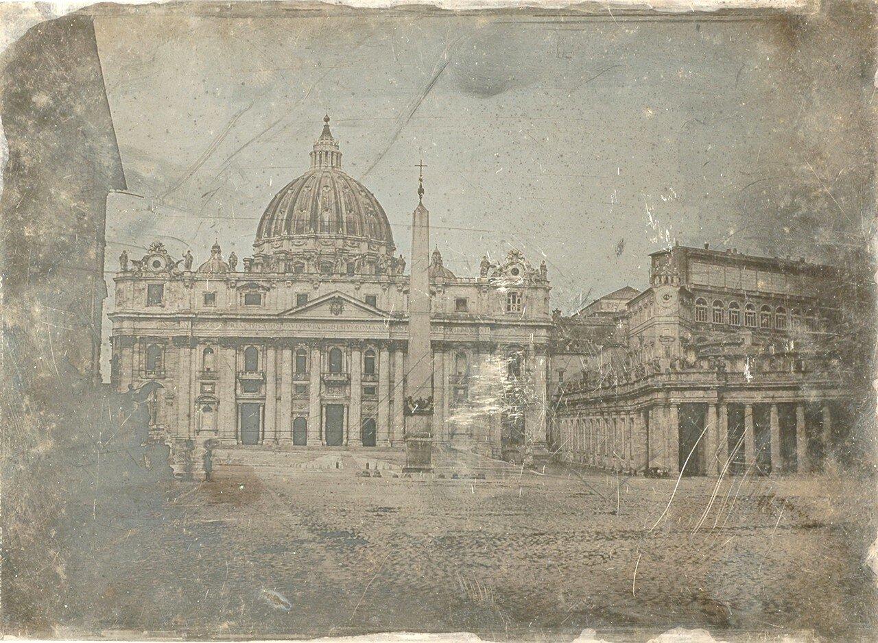 Площадь и Базилика Святого Петра