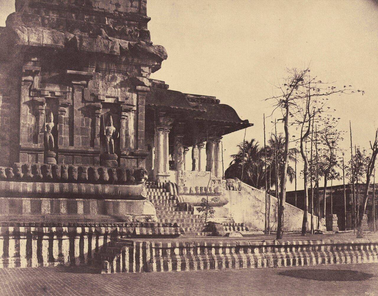 Танджавур. Большая пагода