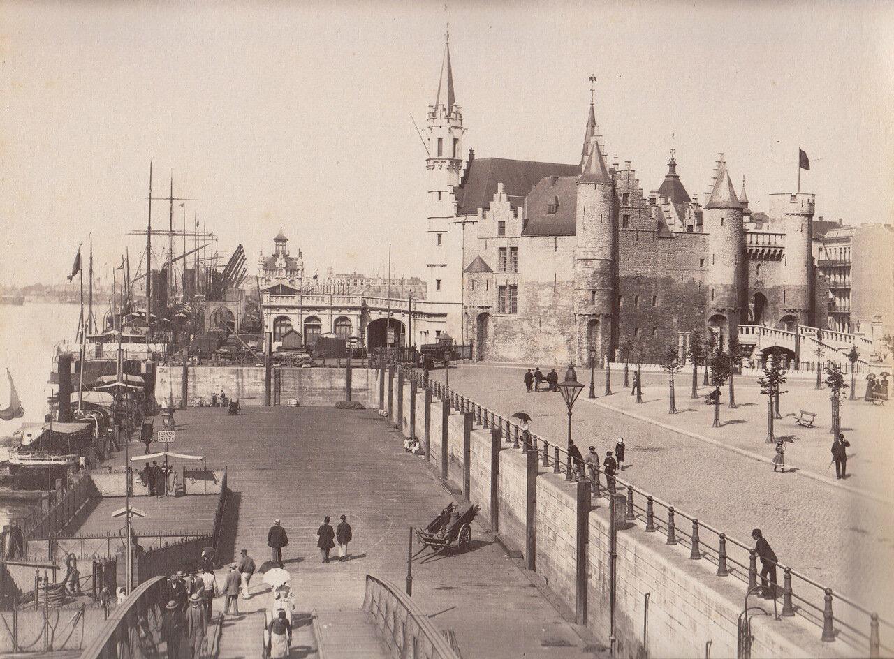 1875. Вид на гавань