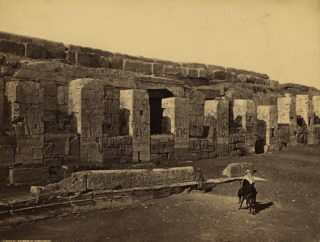Абидос. Храм. 1856-1860