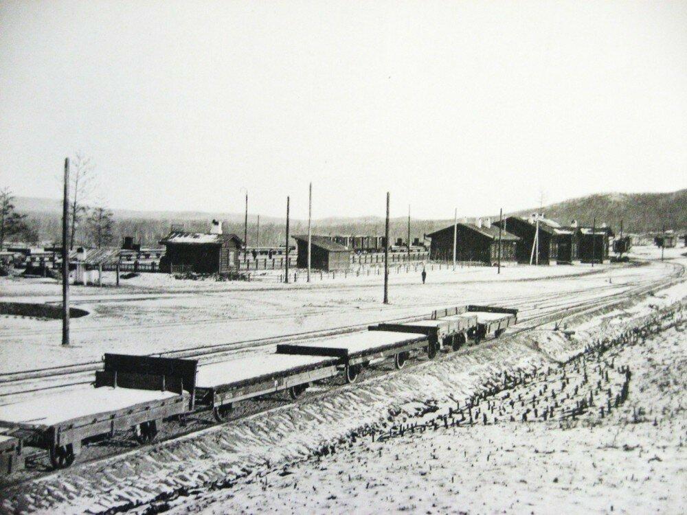 35. Станция Зилово