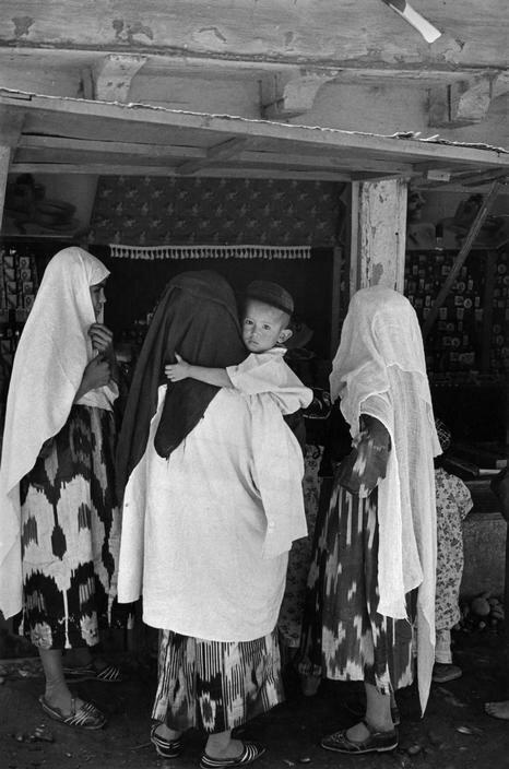 1954. Узбекистан