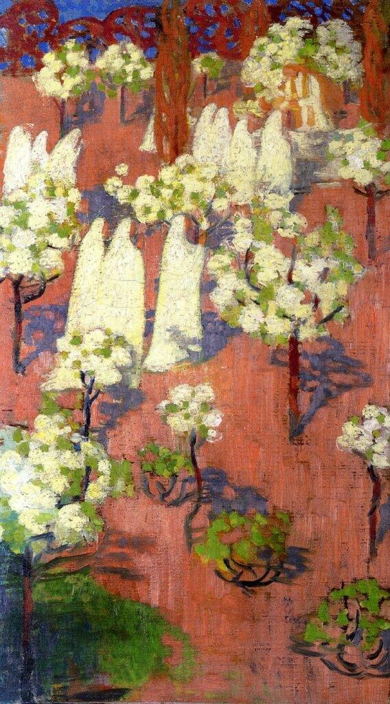 1894 Virginal Spring (Flowering Apple Trees) oil on canvas.jpg