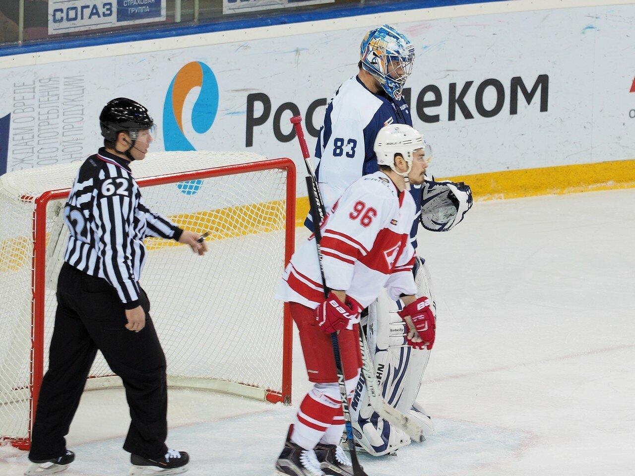 33Металлург - Cпартак 26.12.2015