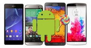 В феврале выпустят Android 5.1