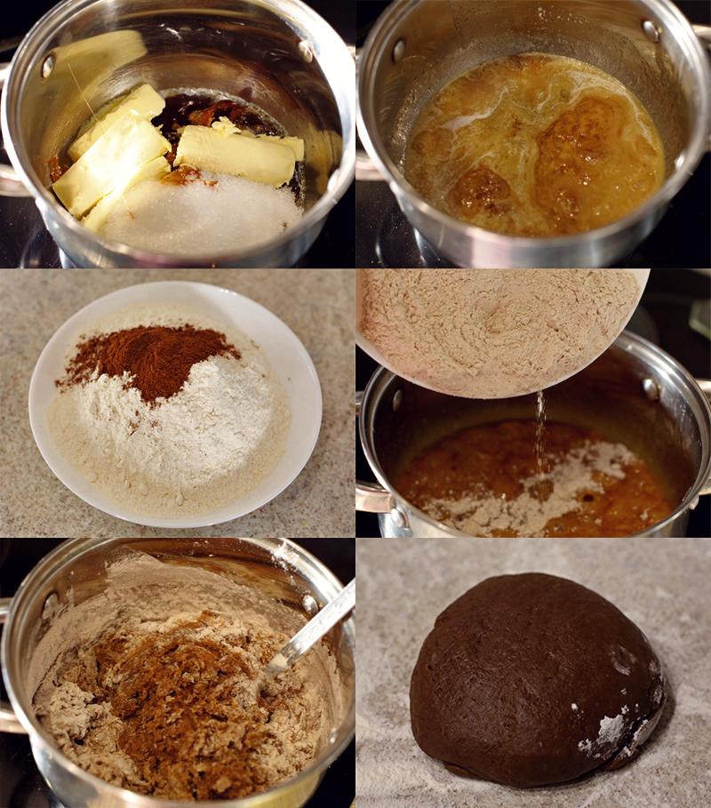 Имбирные пряники - пошаговый рецепт с фото #4.