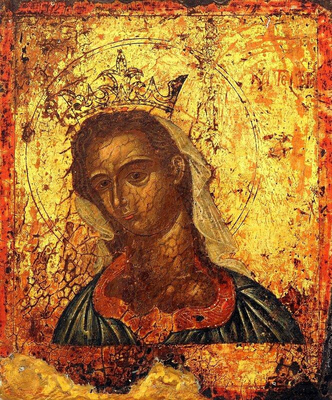 Святая Великомученица Екатерина Александрийская.