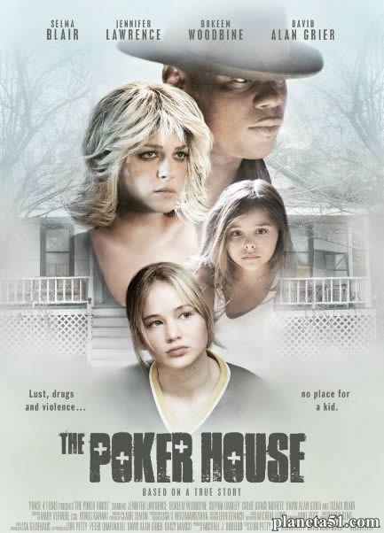 Дом покера / The Poker House (2007/HDRip) + AVC
