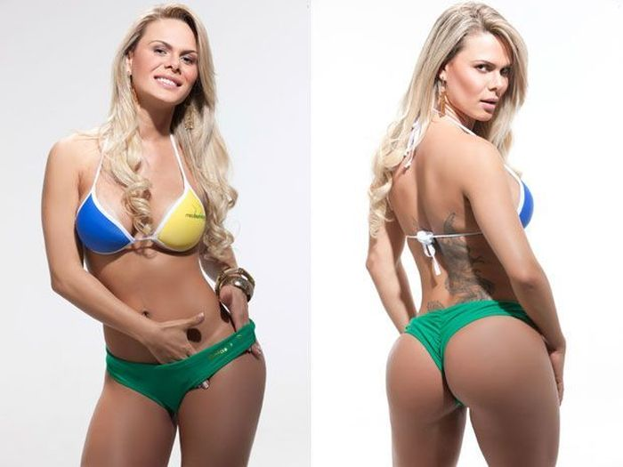 Конкурс Мисс Задница в Бразилии