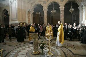 14. Молебен Пресвятой Богородице перед Иверской иконой