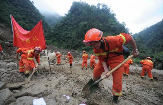 В КНР при обвале нашахте погибли 11 горняков