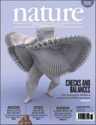 Журнал Nature Magazine - 1 May 2014