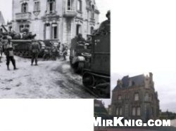 Книга Normandy during WW2 and now