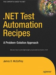 Книга .NET Test Automation Recipes: A Problem-Solution Approach