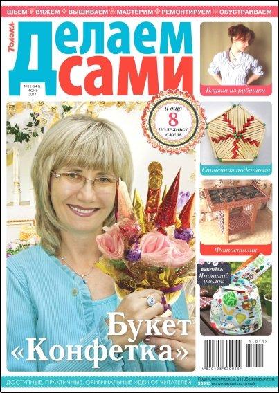 Журнал: Делаем сами №11 (241) [Украина] (Июнь 2014)