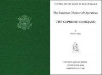 Книга The Supreme Command.