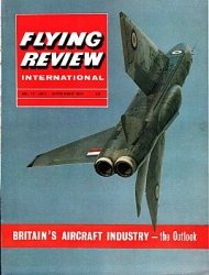 Журнал Flying Review International №9 1963