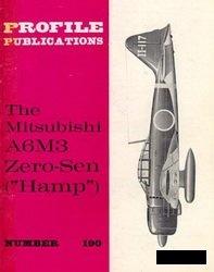 Книга Mitsubishi A6M3 Zero-Sen [Aircraft Profile 190]