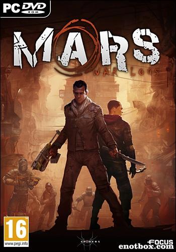 Mars: War Logs [v 1.1736] (2013) PC | RePack от R.G. Catalyst