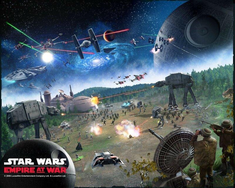 Звёздные Войны: Империя в Войне