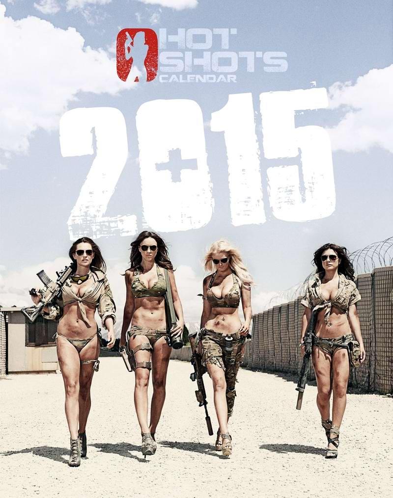 Стрелковый календарь Hot Shots (10)